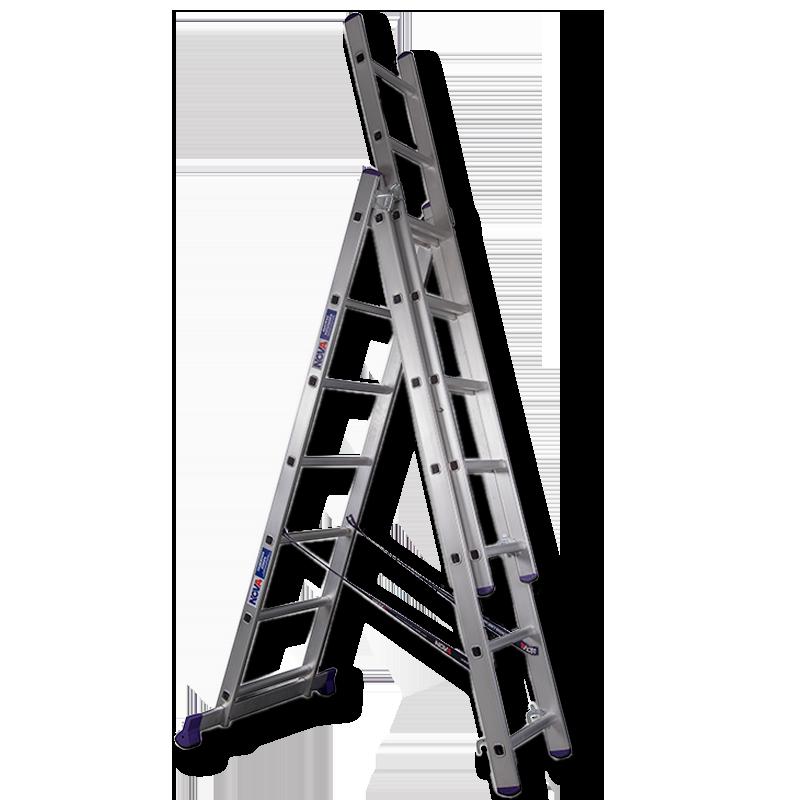 Лестницы и стремянки NOVA